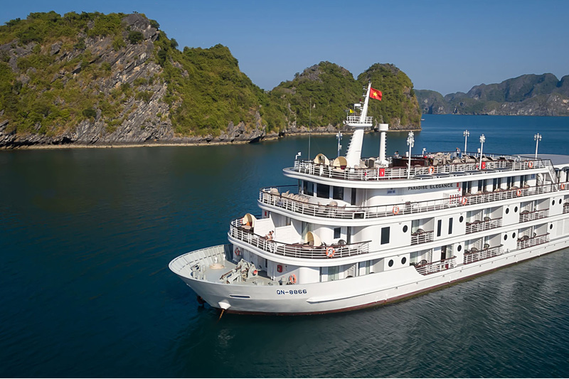 HA LONG BAY – No. 1 tourist attraction